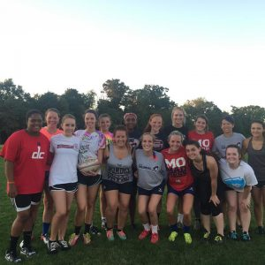 WRFC Fifteens First Day of Practice – 2016